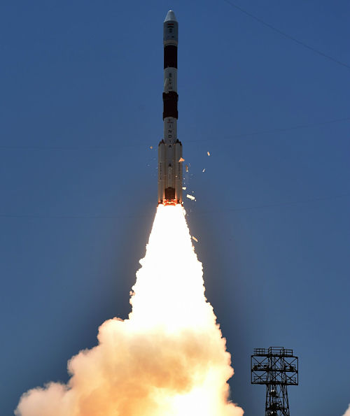Indian Regional Navigation Satellite System_rocket