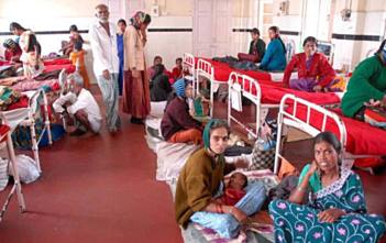 More people Hospitalized today than 20 years ago Health in India report factly.in