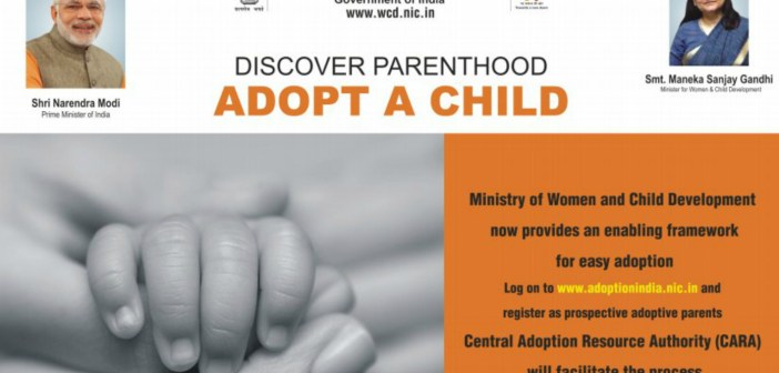 In Country Adoption on the decline_factly