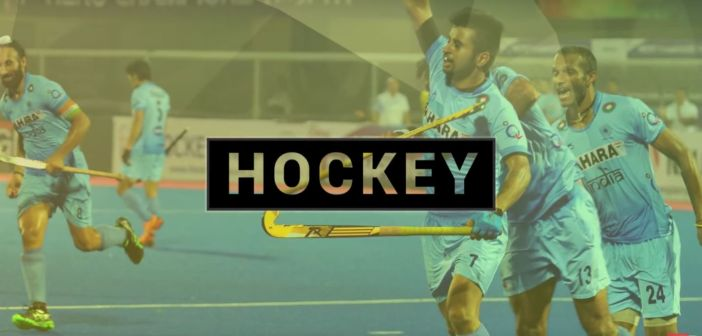 Indian Hockey Team - Rio Olympics 2016