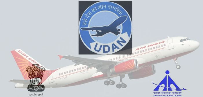 Government launches the Regional Connectivity Scheme UDAN