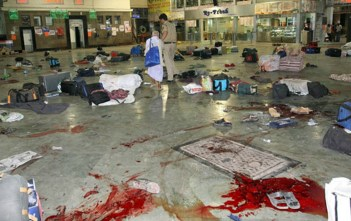 Civilian Victims of Terrorist/Communal/LWE violence
