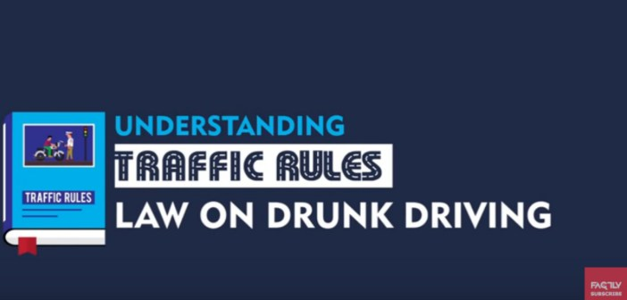 Law on Drunken Driving