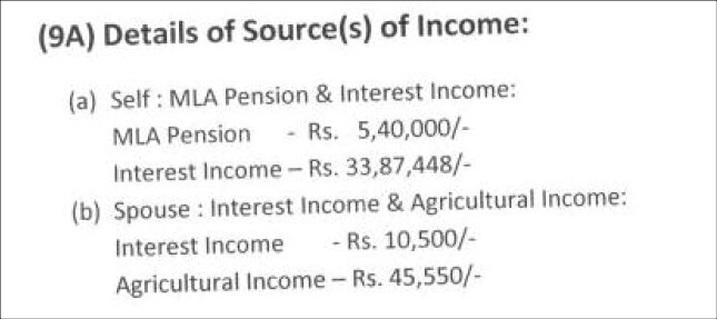 Source of Income in Election affidavit_7