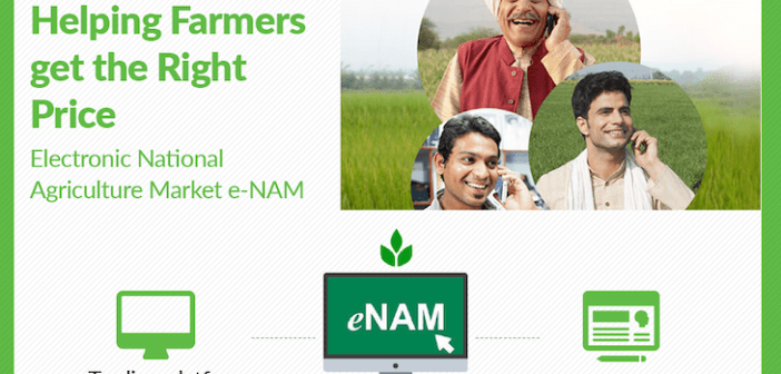 Fact Checking Government claims about e-NAM