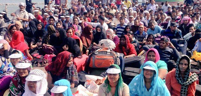 Indian Citizen Evacuations From Yemen Operation Raahat
