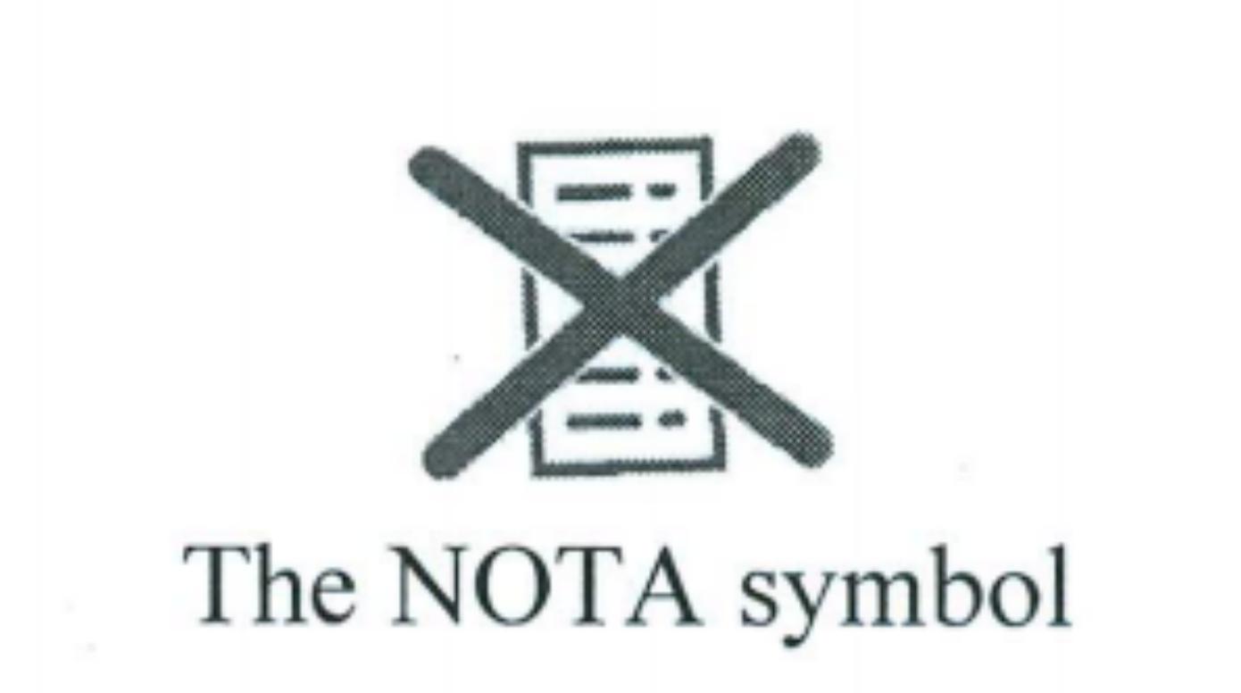 The NOTA story of 2018 Karnataka elections