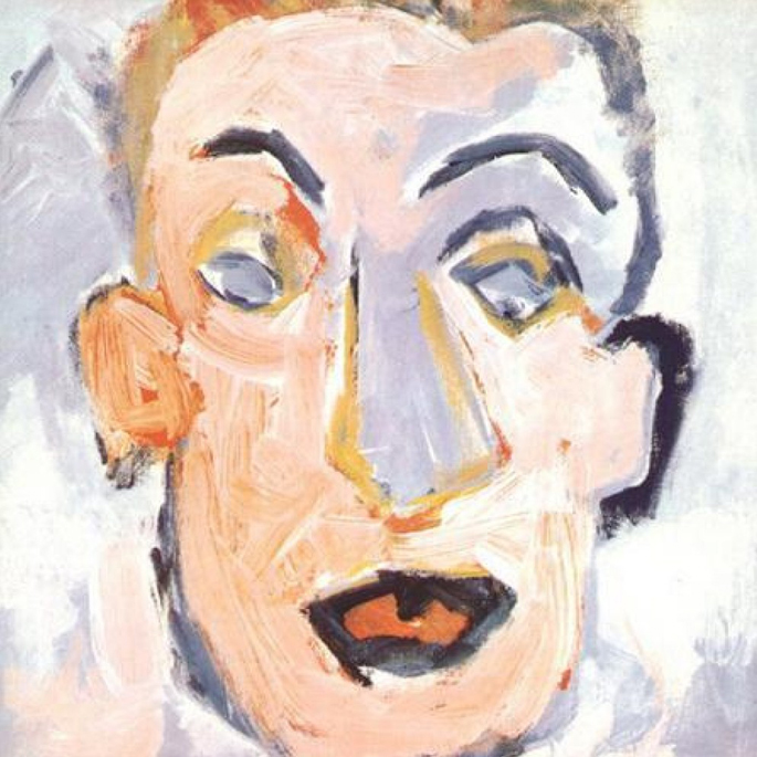 Image result for bob dylan self portrait