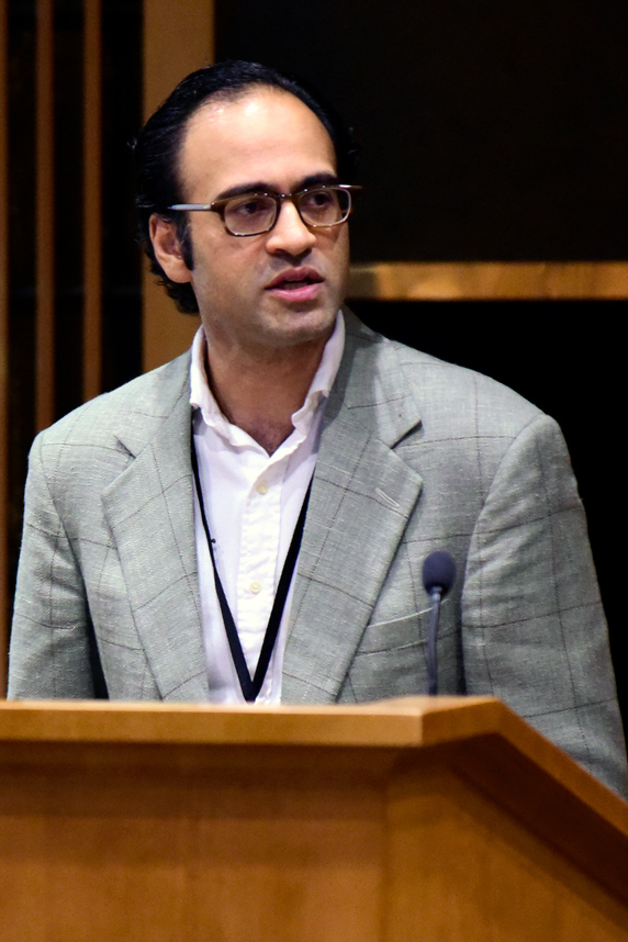 Chirag Patel, Ph.D.