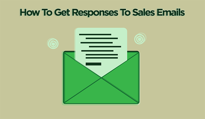 how to get responses to emails