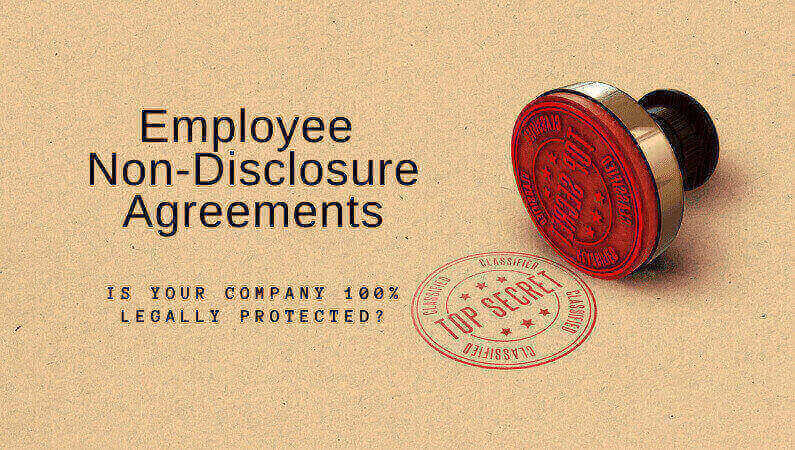 Signatures on this agreement received by the way of facsimile, mail and/or email shall be deemed to be an executed contract. Understanding An Employee Confidentiality Agreement Free Template