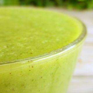 batido kiwi pera brocoli