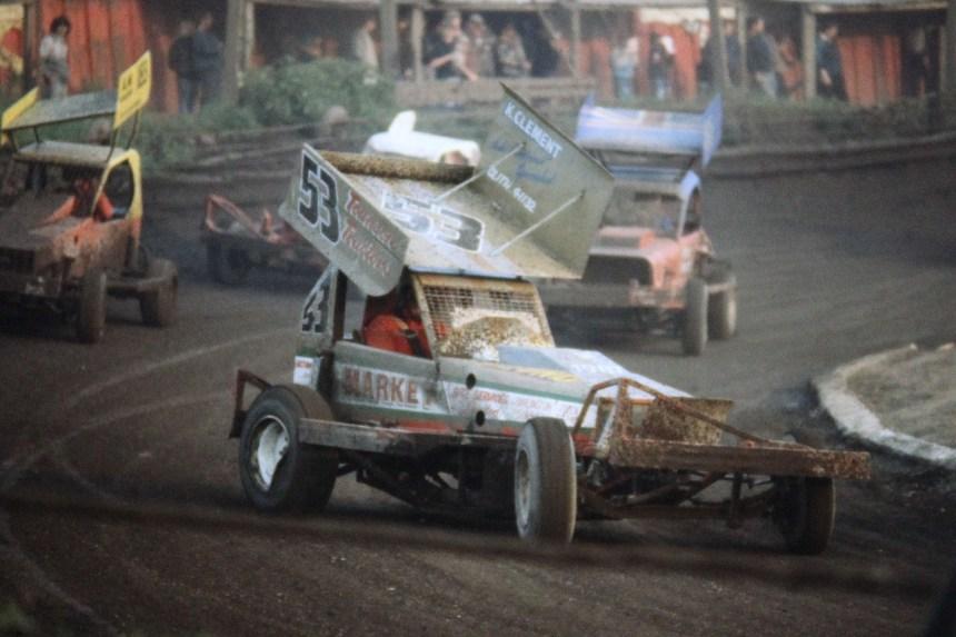John Lund at Crewe 1988.jpg