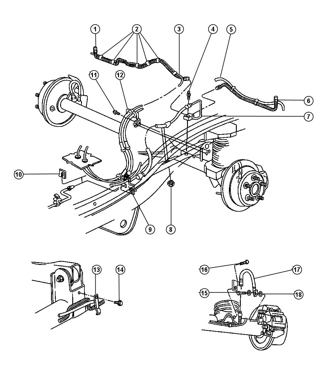 Dodge Ram Anti Lock Diagram