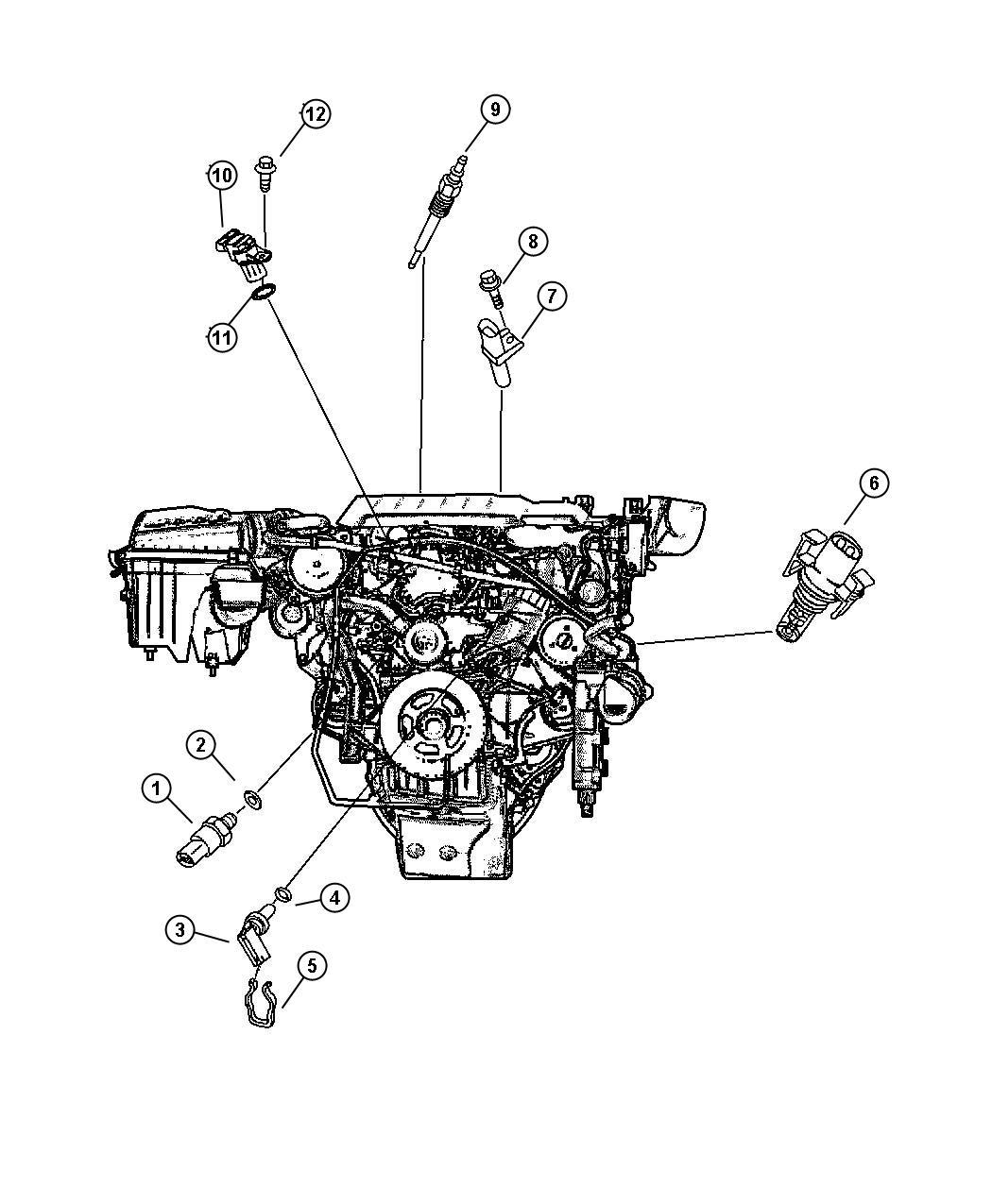 Dodge Caliber Srt4 2 4l 4 Cyl Dohc 16v Turbo 6 Speed