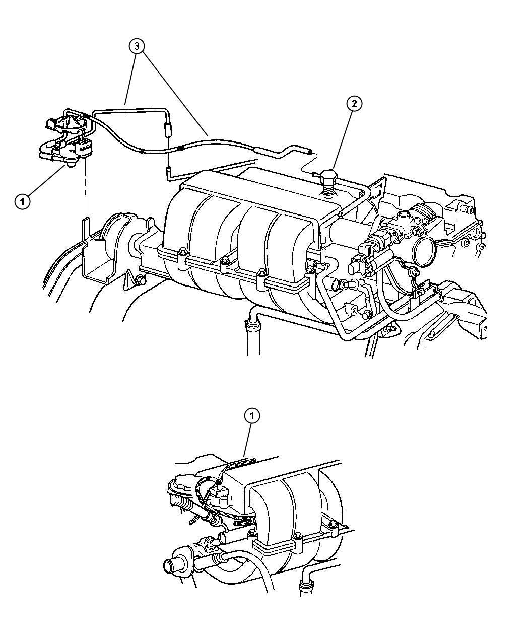Emission Harness 2 4l Edz Engine