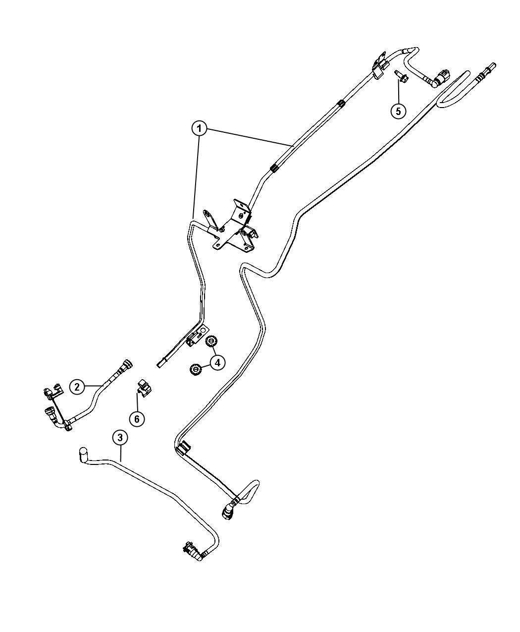 Fuel Lines And Related