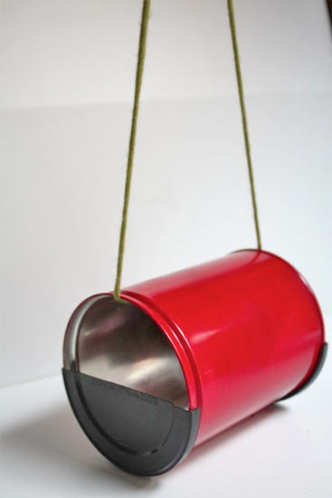 Upcycling Coffee Can Bird Feeder Factory Direct Craft Blog
