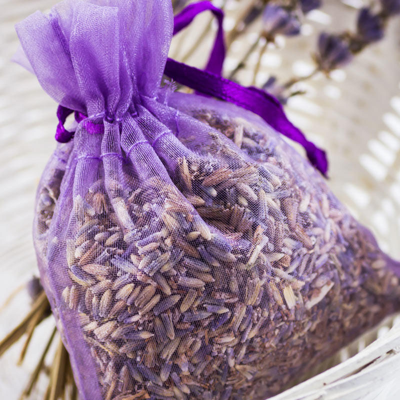 Natural Dried Lavender Buds Fixins And Fillers