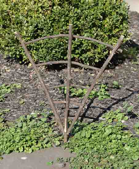 fairy garden trellises Mini Real Twig Fairy Garden Trellis - Floral Sale - Sales