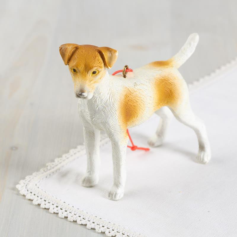 Miniature Jack Russell Dog Ornament Christmas Ornaments
