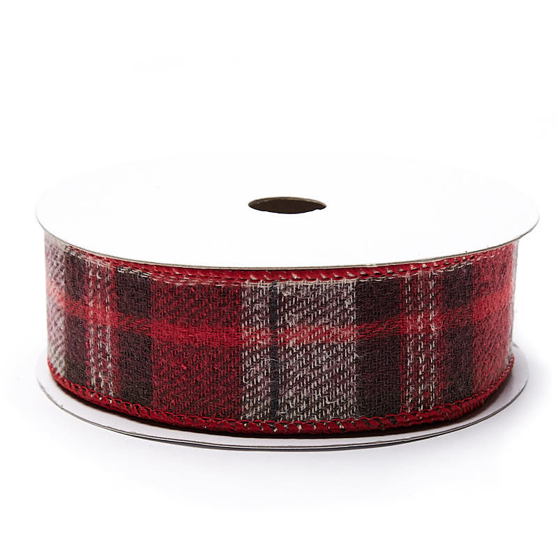 Wired 2 2 Ribbon Plaid 1