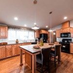 Kitchen Island Manufactured Home Factory Direct Homes