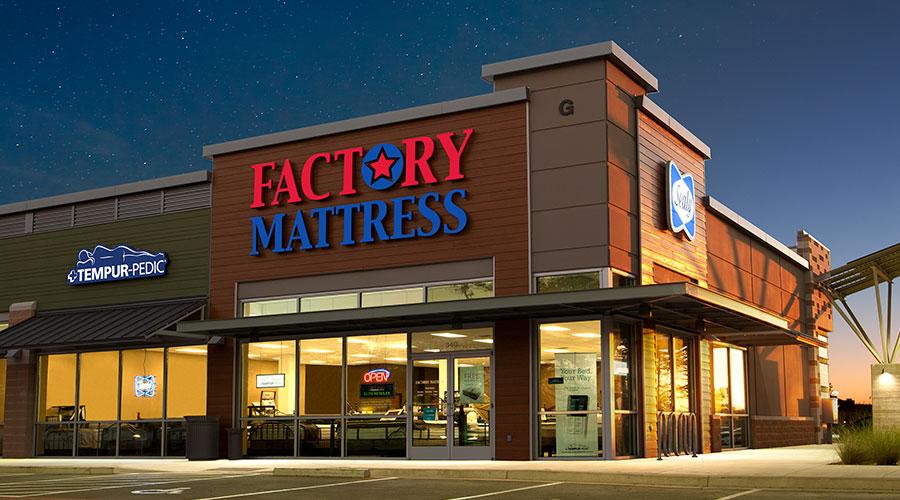Mattress Store Factory Mattress Location At 7431 NW Loop