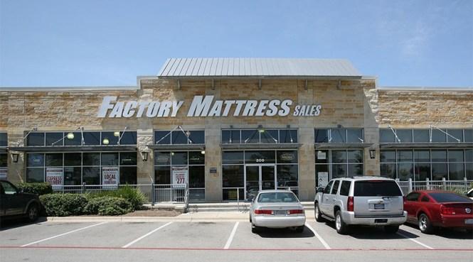 Mattress Factory Location At 9900 S Ih 35 Austin Tx 78748