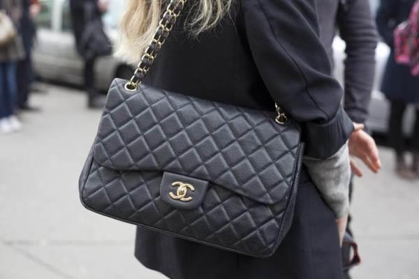 Túi Xách Chanel Classic Đen