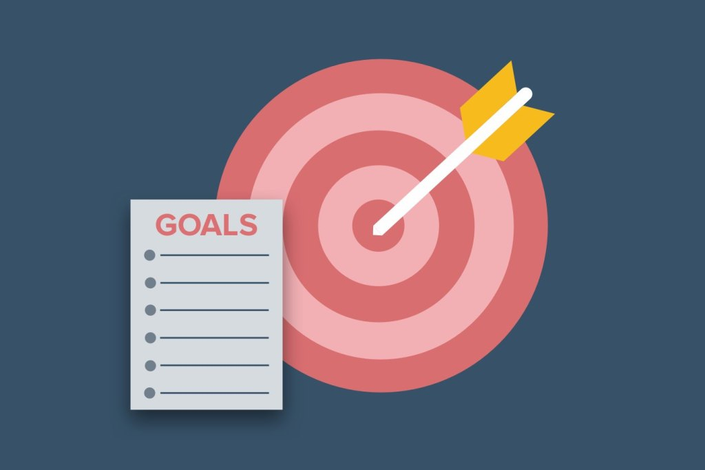 Setting Goals and Needs