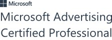 Microsoft Certified Advertising Professional