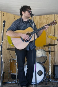 Tyler Jackson at Picnic, photo by Stephen Quirk