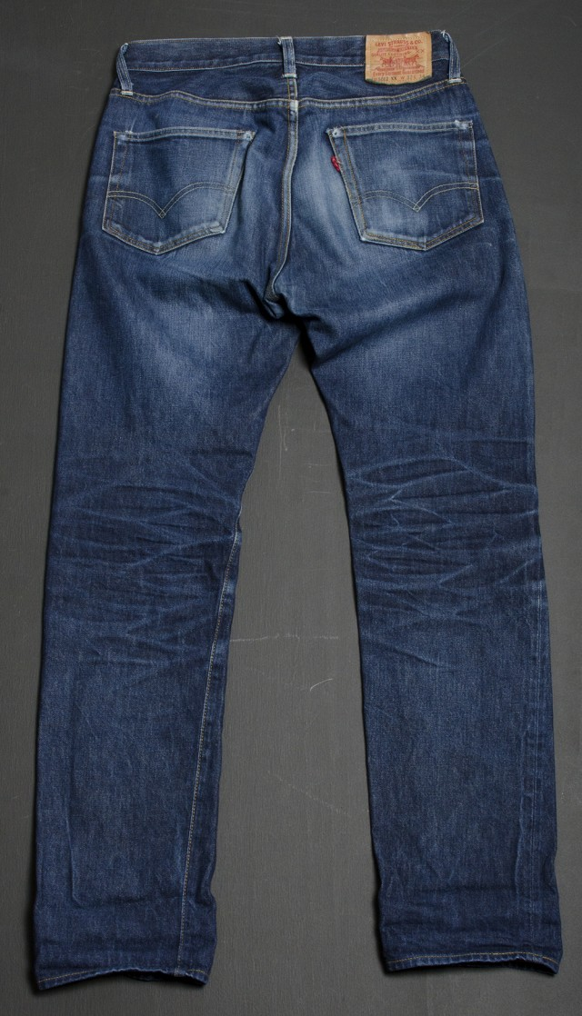 e891b185cf9 Levi's Vintage 1944-1966 Shrink-to-Fits: Finding Your Size - Factory ...