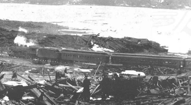 1917 Halifax Explosion