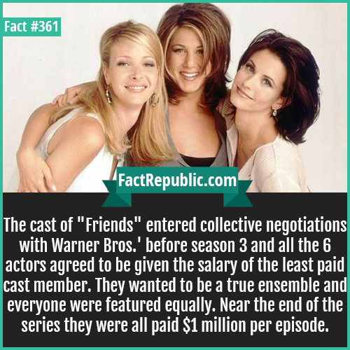 361. Friends-The cast of