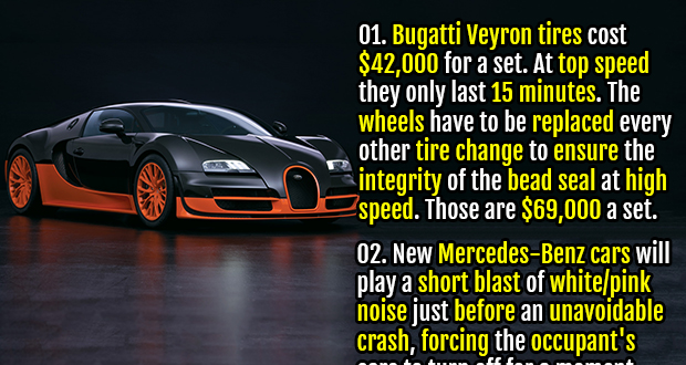 50 Exhilarating Facts about Cars You Should Know | Fact Republic