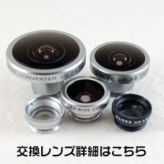 iPhone add-on Lenses