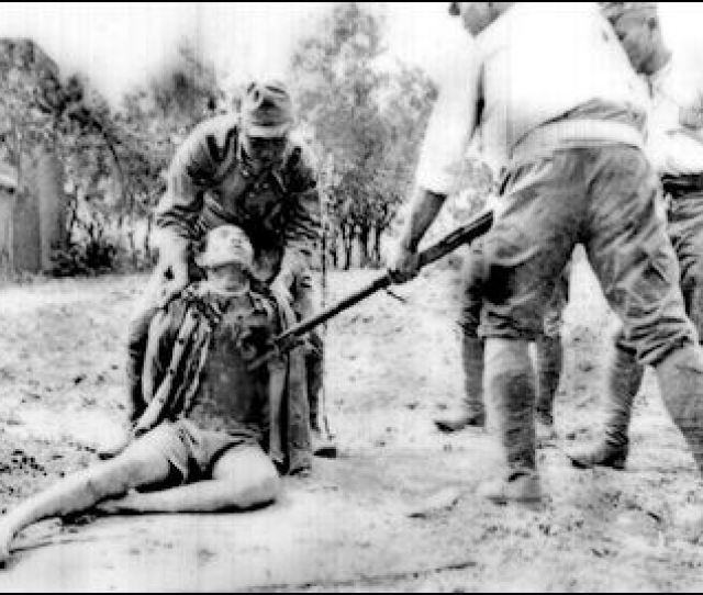 Rape Of Nanking From The Japanese Side
