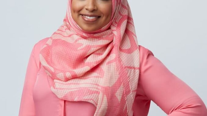 """Hijab is an act of obedience to allah (glory be to him), """"it is not for a believer, man or woman, when allah (glory be to him) and his messenger (may allah. Ginella Massa Wiki Age Wedding Surgery Salary Net Worth Weight Loss"""