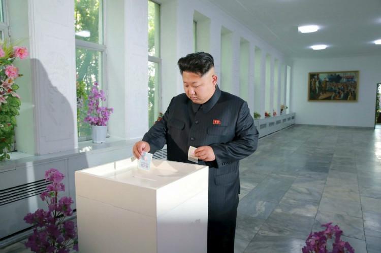 Elections in North Korea