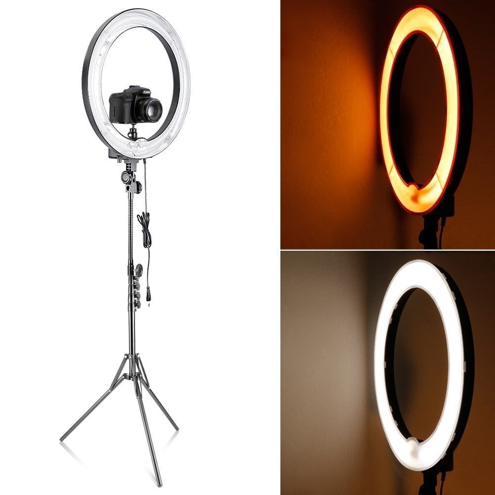 Makeup Ring And Lights: Best Ring Lights For Your Makeup; With And Without Stand
