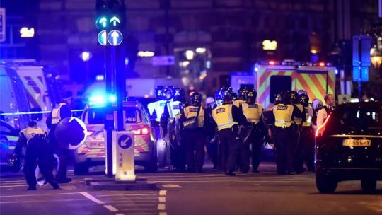 London Bridge Incident