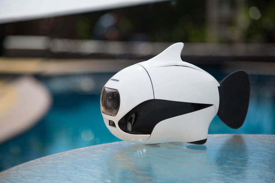 BIKI First Underwater Drone