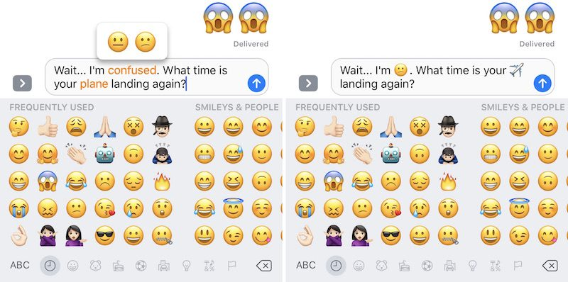 New Exciting Emojis In The Upcoming Apple IOS 111 Beta 2