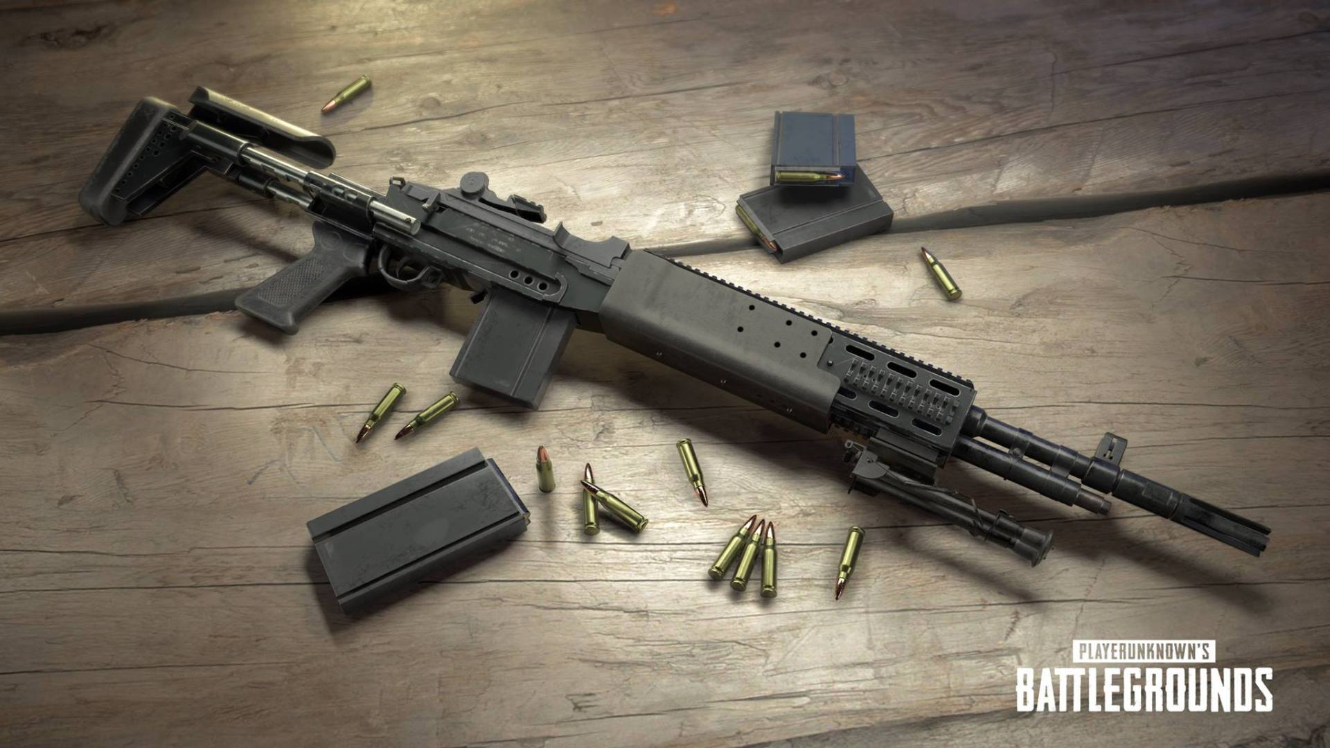What PUBG Guns Look Like In Real Life