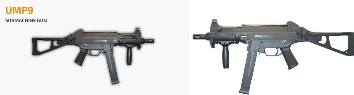 What PUBG guns look like in real life – Facts Chronicle
