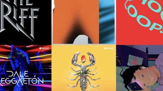 Image: Apple Music Artworks/ 9to5mac.com