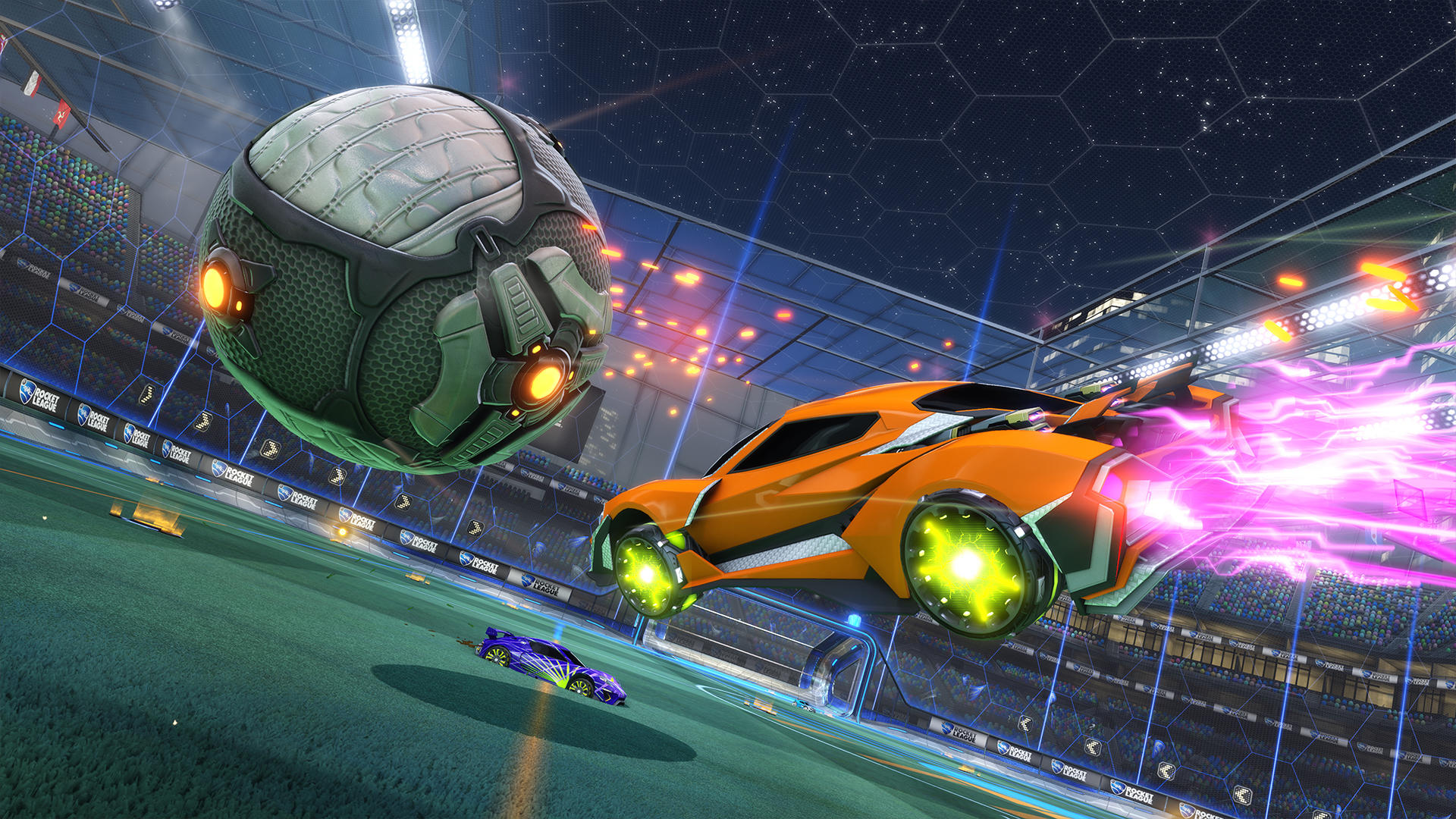 Rocket League Epic