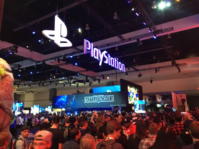 E3 Playstation